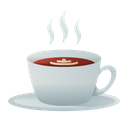 Latte Coffee Cup Icon