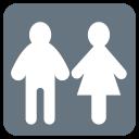 Lavatory Restroom Wc Icon