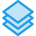 Layer Stack Data Icon
