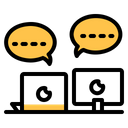 Learning Chat Icon