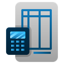 Ledger Finance Calculator Icon
