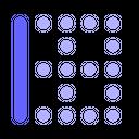 Left-border Icon