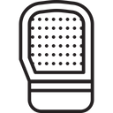 Left Hand Protector Icon