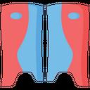 Artboard Leg Guards Hockey Legguards Icon