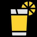 Lemon Juice Juice Drink Icon