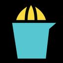 Lemon mixer Icon