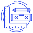Level Tools Icon