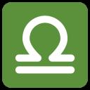 Libra Balance Justice Icon