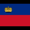 Liechtenstein Flag Country Icon
