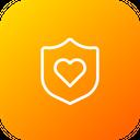 Life Insurance Shield Icon