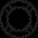 Life belt Icon