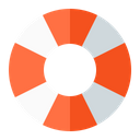 Lifebuoy Life Support Icon
