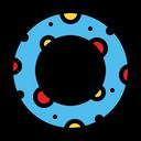 Lifebuoy Swimming Lifesaver Icon