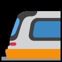 Light Rail Train Icon