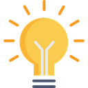 Lightbulb Idea Bulb Icon