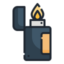 Lighter Fire Tool Icon