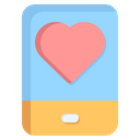 Love Like Greeting Icon