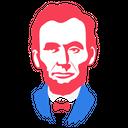 Lincoln Statue Icon