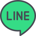 Line Line Logo Chat Icon