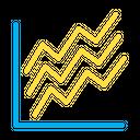 Analysis Analytics Chart Icon