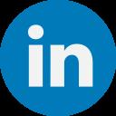 Linkedin Social Media Icon