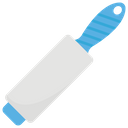 Lint Roller Bending Roller Icon