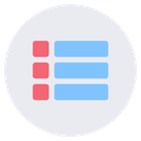 List App User Interface Icon