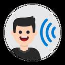 Listen Hear Sound Icon