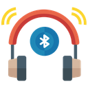 Listening Music Bluetooth Music Audio Music Icon
