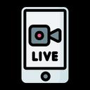 Live Record Live Record Icon