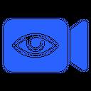 Live Video Video Icon