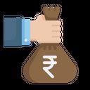 Loan Money Bag Icon