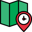 Location Location Pointer Map Location Icon