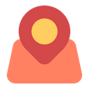 Location Summer Tropical Icon