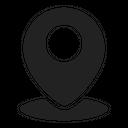Address Location Pin Icon