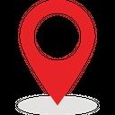 Location Location Marker Location Pointer Icon