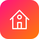Location Home House Icon