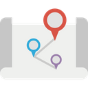 Location Pointers Icon