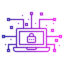 Lock Secure Device Icon