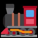 Locomotive Engine Railway Icon