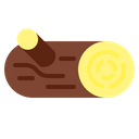 Log Wood Wooden Icon