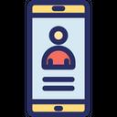 Account Interface Login Icon