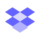 Logo Brand Dropbox Icon