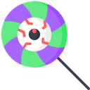 Lolipop Candy Stick Candy Icon
