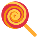 Lolipop Candy Chocolate Icon