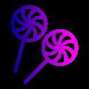 Lollipop Sweet Food Icon