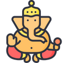 A Ganesha Ganapati Icon