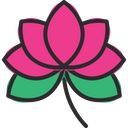 Lotus National Flower Flower Icon