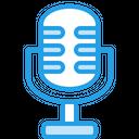 Loud Mic Microphone Icon