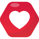 Love Emotion Emoji Icon